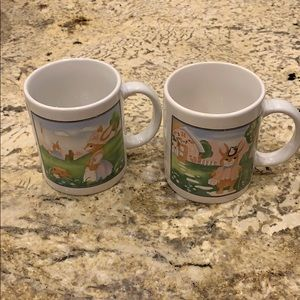 Other - 2 Easter Mugs